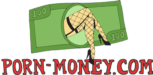Porn-money.com logo colored